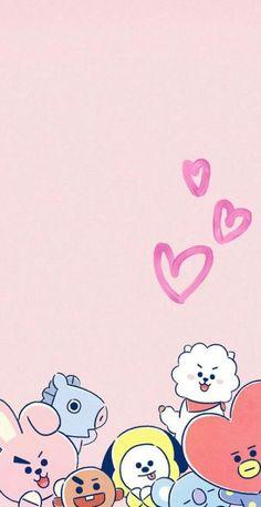 29 Ideas Wallpaper Backgrounds Cute Bts For 2019 Bts Backgrounds, Cute Wallpaper Backgrounds, Aesthetic Iphone Wallpaper, Cute Wallpapers, K Wallpaper, Kawaii Wallpaper, Cartoon Wallpaper, Bts Pictures, Photos