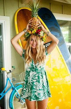 Nothing beats summer at the beach in Show Me Your Mumu…