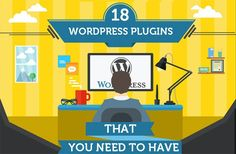 18 wordpress plugins that you need to have