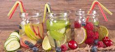 Infused Water – Durststillen ohne Zucker