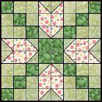 Quilts To Be Stitched - Eight patch quilt patterns