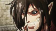 funny attack on titan eren | Shingeki no Kyojin (Attack on Titan), episode 7. | Thoughts on anime