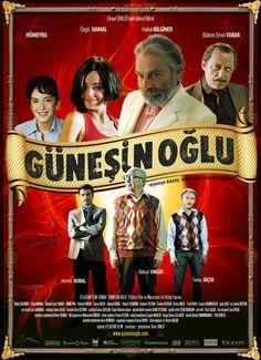 Güneşin Oğlu - Haluk Bilginer , Özgü Namal Hd Movies, Movies And Tv Shows, Movie Tv, Films, Poster Pictures, Books, Movie Posters, Free, Box Office