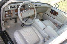 1978 Cadillac Seville Elegante Interior