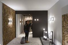 Stand van Delta Light op Light+Building 2016 met de Virgem kurkschors
