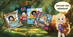 Personalised stories for children - Mumablue