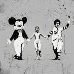 compilation d'œuvres de Banksy