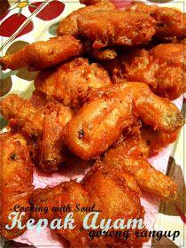 Assalam Buat Semua Kepak Ayam Goreng Yang Paling Mudah Di Sediakan Hari Ni Rasa Penat Sangat Tugasan Bertimbun Perlu Di Siapkan Memasak Ayam Goreng Makanan