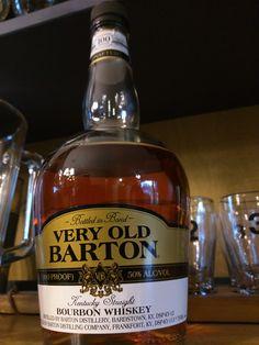 Review #3: Very Old Barton Bottled - in - Bond #bourbon #whiskey #whisky #scotch #Kentucky #JimBeam #malt #pappy Aged Whiskey, Cigars And Whiskey, Scotch Whiskey, Bourbon Whiskey, Whisky, The Distillers, Best Bourbons, Mix Drinks, Beer Cooler