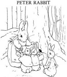 Rabbit Coloring Pages Printable - Coloring Home