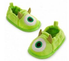 Keep those little footsies warm with our favorite slippers & booties for winter. #DisneyBaby