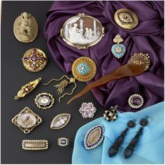 Victorian Jewellery, Fellows Auctions