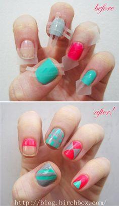 Bare twink flip nail
