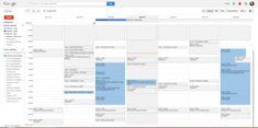 Como planejar a semana