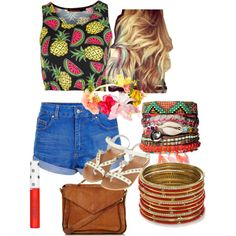 """""""Fruityy"""" by topshopgal on Polyvore"""
