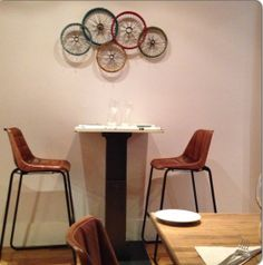 ¿Mesa para 2?