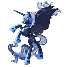 My Little Pony Guardians of Harmony Fan Series figures are sculpted true to entertainment and provide fans with iconic characters in eye-catching detail. Inspired by season episode this Guardians of Harmony Fan Series Nightmare Moon figure captures My Little Pony Plush, My Little Pony Figures, All My Little Pony, My Little Pony Friendship, Mlp, Sculpture Stand, Nightmare Moon, Baby Doll Toys, Little Poney