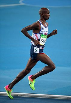 The Dreamer LDN — Mo Farah gets the double-double! Mo Farah, Cross Country, Running Images, Steve Prefontaine, Athletic Events, Sports Celebrities, Rio Olympics 2016, Forever Yours, Sports Stars