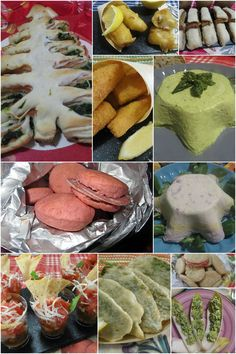 Antipasti, ricette antipasti gustosi bavaresi , croissant , cheesecake salati Croissant, Antipasto, Mediterranean Recipes, Finger Foods, Food Inspiration, Italian Recipes, Camembert Cheese, Cake Recipes, Bocconcini