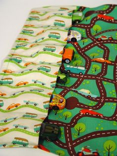 My grandson will need one of these. car mat