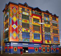 Funkiest House in El Alto by MLandivar, via Flickr