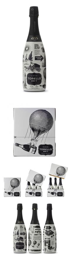 Torelló Special Edition — The Dieline | Packaging & Branding Design & Innovation News