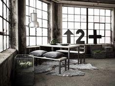 Betongbänk 120 | Grafitgrå