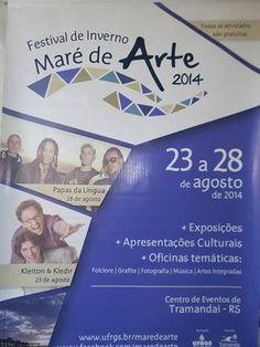 Festival de Inverno Maré de Arte
