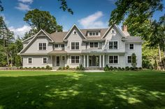 SOLD: 7 Old Orchard Rd - SIR Development - Residential Home Builders - Westport, CT