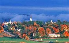 Middlebury Vt...Some day my children will see from where I came...