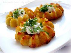 DOLCEmente SALATO: Ciambelline di patate saporite