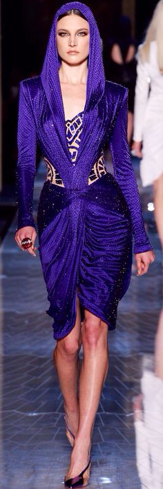 Atelier Versace SPRING 2014 COUTURE LBV