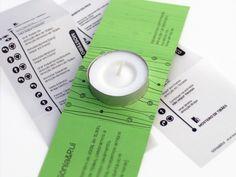 Wedding invitation - design inspiration