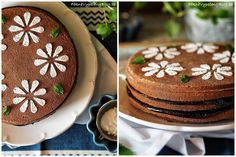 Povidlový dort Tiramisu, Ethnic Recipes, Food, Essen, Meals, Tiramisu Cake, Yemek, Eten