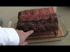 ▶ Dry Aged Beef - Do It Yourself! - YouTube http://www.youtube.com/watch?v=E97xZjDJ4lQ