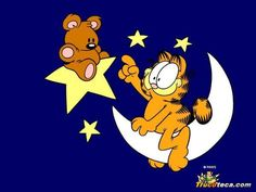 Youre Definitely My Shining Star Pookie Garfield Comics And Odie