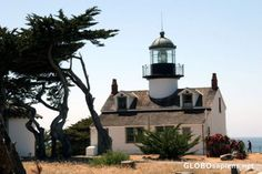 Oldest Lighthouse in the USA | Monterey United States - Monterey Lighthouse... - GLOBOsapiens