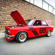 Datsun 510 turbo vg30