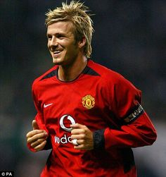 David Beckham : Manchester United