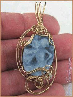 Cameo and wirework :)