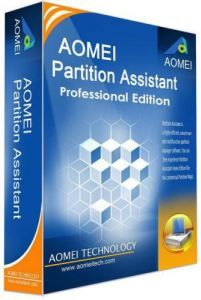AOMEI Partition Assistant Pro Crack Edition 5.5 Key Free Download