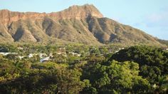 """Diamond Head- HIked to the top of this. Felt like Panda in Kung Fu Panda... """"Stairs...wheez...wheez..."""" Gorgeous views at the top"""