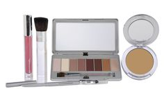 Pur Minerals 5PC Pur Holiday Purfection Collection The Shopping Channel, Eye Brushes, Natural Make Up, Perfect Skin, Makeup Kit, Beauty Skin, Minerals, Blush, Eyeshadow