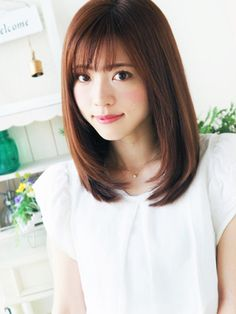 Haircut With Bangs Medium Long Bobs Ideas For 2019 – Haircut Ideas Bob Haircut With Bangs, Long Bob Haircuts, Hairstyles With Bangs, Medium Hair Cuts, Medium Hair Styles, Short Hair Cuts, Long Hair Styles, Shot Hair Styles, Bobs For Thin Hair