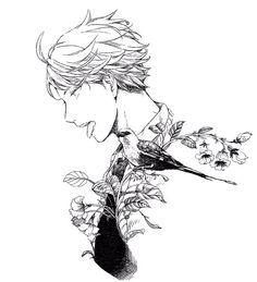 Oikawa Tooru by Gusari. Beautiful as always. Iwaizumi Hajime, Akaashi Keiji, Iwaoi, Kuroo, Kagehina, Haikyuu Volleyball, Volleyball Anime, Haikyuu Fanart, Haikyuu Anime