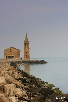 The Madonnina in Caorle, Italy