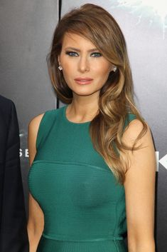Photo of Melania Trump - The Dark Knight Rises New York Premiere - Arrivals - Picture 13. Description from pinterest.com. I searched for this on bing.com/images