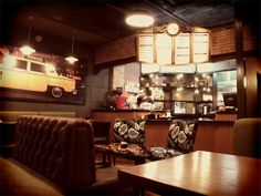 GRAND CENTRAL Coolinary Bistró on Behance