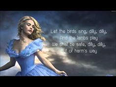 Lavender's Blue Dilly Dilly - Lyrics Cinderella 2015 Movie Soundtrack Song, I love this song! Soundtrack Songs, Album Songs, Movie Songs, I Movie, Movie Scene, Cinderella 2015, Lavender Blue Song, Dilly Dilly Lyrics, Lavenders Blue Dilly Dilly