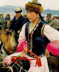 Los Kazajos, China